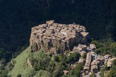 Calcata #Lazio #Italy All sizes | calcata | Flickr - Photo Sharing!
