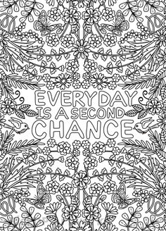Coloring Books for Adults Printable - Coloring Books for Adults Printable , Castle Printable Adult Coloring Page From Favoreads Quote Coloring Pages, Coloring Pages For Kids, Coloring Sheets, Coloring Books, Free Adult Coloring, Printable Adult Coloring Pages, Color Quotes, To Color, Printable Quotes