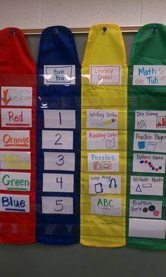 Adventures in Kindergarten: Organizing Kindergarten