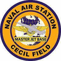 NAS Cecil Field Patch