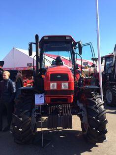 Bigest belarus tractor
