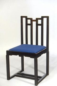 Charles Rennie Mackintosh  Chinese Room Chair