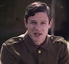 The People's War - a documentary drama about the first world war - featuring James Norton as Will. James Norton Actor, Actor James, David James Elliott, Ideal Man, No One Loves Me, Documentaries, Gentleman, Tv Shows, Cinema