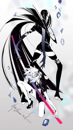 Land of the Lustrous -Diamond & Bort Character Art, Character Design, Really Cool Drawings, Animes To Watch, Fan Art, Diamond Art, Body Drawing, Anime Art Girl, Illustrations