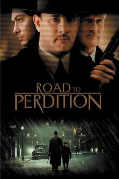 Hanks stars as Michael Sullivan, a father fighting to keep his only son from traveling the Road to Perdition.  Road to Perdition weaves a mesmerizing tale of a father and son bound together by tragedy and betrayal. On an unforgettable journey of honor, vengeance and redemption, they confront overwhelming odds - and forge an indestructible bond.