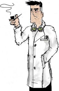 Ben 10 lab coat - Buscar con Google