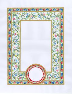 Jacopoco Double Border by dkpalmer on DeviantArt Calligraphy Borders, Islamic Calligraphy, Borders For Paper, Borders And Frames, Wedding Card Design Indian, Turkish Art, History Projects, Paper Frames, Note Paper
