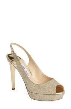 Jimmy Choo 'Verity' Slingback Pump (Women) available at #Nordstrom