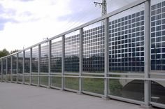 Photovoltaic Noise Barrier in Munich