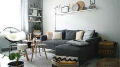 Styling Ideeen Woonkamer : Livlig styling sfeer moderne woonkamer met een romantische