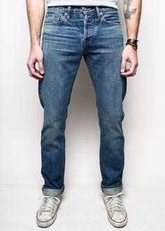 80c8d7f3db20 Rogue Territory 14.5oz Stanton Desert Wash Selvedge Denim Jeans