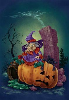 Halloween Wishes, Halloween Cartoons, Halloween Clipart, Holidays Halloween, Spooky Halloween, Halloween Themes, Vintage Halloween, Halloween Crafts, Happy Halloween