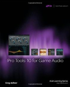 Pro Tools 10 for Game Audio by Greg deBeer -My first book to understand DAW (Digital Audio Workstations) in general - http://lionroot.com/indiedev-education/indiedev-musician/