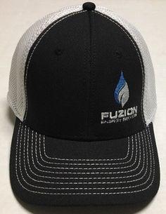 Fuzion Energy Services Hat Gilette Wyoming Baseball Cap Oil Gas Oilfield Energy #OCSports #BaseballCap