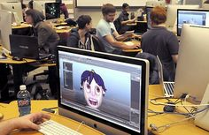 UW-Stout students get taste of 3D animation careers on L.A. field trip
