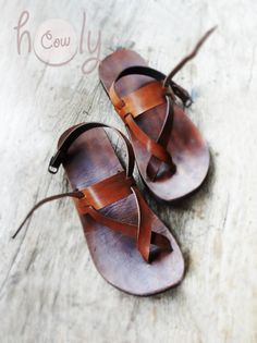 100% handmade sandals made from the finest quality leather. No machines are used in the making of my sandals. They combine style and