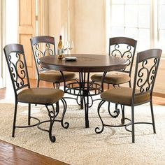 kitchen tables and more. Greco 5 Piece Kitchen Table Set. Available At Tables And More. $629.98 # More T