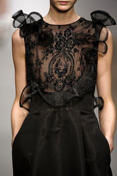 Christophe Josse Haute Couture~details