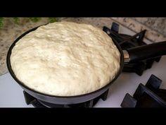 Már nem vásárolunk kenyeret! Kenyér sütő nélkül! Hihetetlenül finom! - YouTube Bread Recipes, Cooking Recipes, Savory Muffins, No Knead Bread, Easy Bread, Bread Rolls, How To Make Bread, Weight Watchers Meals, Four
