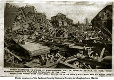 International Harvester to the Rescue in Wake of Tri-State Tornado of 1925 - Farm Life - Farm Collector