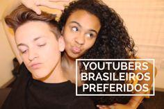 Our Favorite Brazilian Youtubers. Please like, share, comment, and subscribe! Abonnez-vous à notre chaîne SVP! Inscreva-se no nosso canal! BLOG: http://www.shutupandgo.travel FACEBOOK: http:/...
