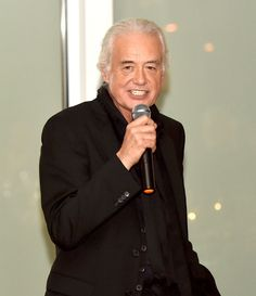 Jimmy Page Photos: Jimmy Page Celebrates His Photographic Autobiography