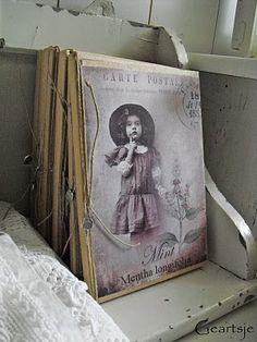 Bij Geartsje: Jeanne d' Arc Living: Notitieboekjes....