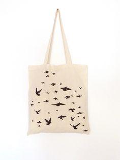 88e68a67f Plátěná taška pro všechny milovníky jelenů | Uchopytel WILD | Tašky