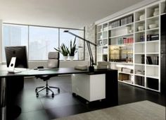 Typical Executive Office | Room Layouts | Pinterest | Office spaces ...