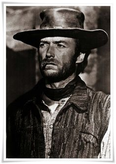 Clint Eastwood, The Man With No Name