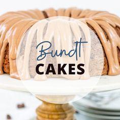 Yummy bundt cake recipes. Cake Recipes, Cooking Recipes, Homemade, Desserts, Dump Cake Recipes, Deserts, Recipes For Cakes, Chef Recipes, Home Made