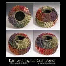 Resultado de imagem para Kari Lonning - The Art of Basketry