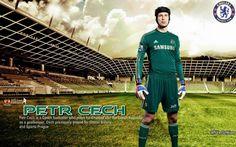 Petr Cech Chelsea 2012-2013 HD Best Wallpapers