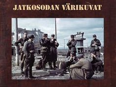 Jatkosodan värikuvat, SA-kuva
