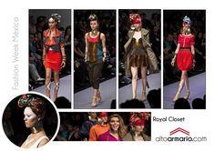 Royal Closet #MBFWMx PV 2014 www.altoarmario.com