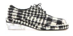 Simone Rocha shoes, $1,270, mytheresa.com.   - HarpersBAZAAR.com