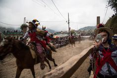 For a week each year, the Mayan villagers of Todos Santos, Guatemala, get wasted and race horses during their Skach Koyl festival. Sometimes people fall, sometimes people die. I decided to join them.