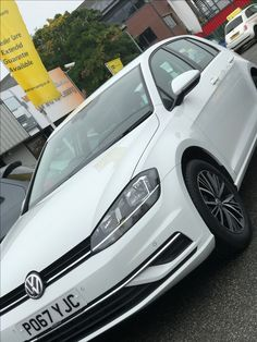 The VW GOLF SE |  One of the many cars and vans available to lease from www.carlease.uk.com