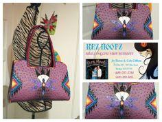 Rez Hoofz Hand Painted Purses by REZHOOFZ on Etsy, $98.95