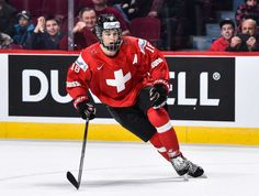 On the Fly  4 players who turned heads at the world juniors  Switzerland s  Nico 79c0734ca2b