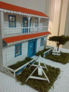 Maket Ev Yapımı