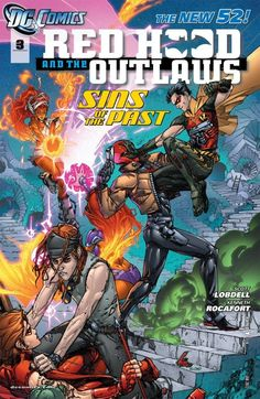 Red Hood and the Outlaws #3 #RedHoodAndTheOutlaws #New52 #DC