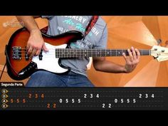 Como tocar contrabaixo: tocando sua primeira música - YouTube