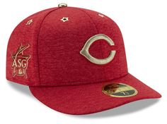 designer fashion 34d48 c79d7 clearance cincinnati reds 2017 mlb all star game patch low profile 59fifty  cap hats 92f3f 2c7f6