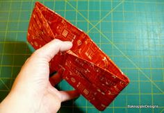 Meet the Maker: Men's Retro Robot Wallet Tutorial