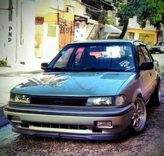 Corolla Twincam, Toyota Corolla, B13 Nissan, Big Boyz, Rims For Cars, Car Painting, Jdm Cars, Art Logo, Cars And Motorcycles