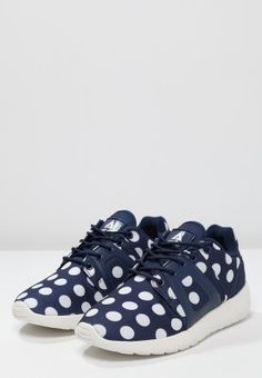 ASFVLT SUPER TECH - Sneaker low - dark navy  - Zalando.de