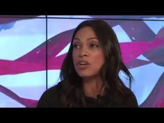 Watch: Rosario Dawson Slams Clinton for Hypocrisy About Israel's Wall vs Trump's Proposed Mexican One | Alternet