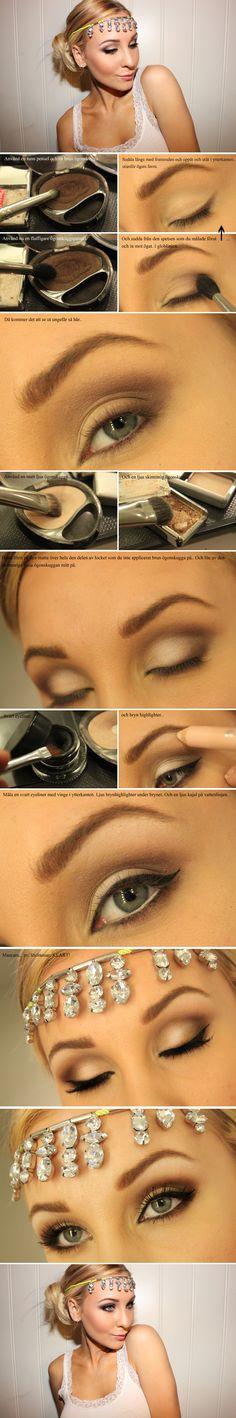 Helen Torsgården - Hiilens sminkblogg | Sweden's best makeup blog with amazing makeup, inspiration, tutorials, makeup videos, product tests and news on everything about makeup and beauty heaven.