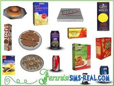 Sims food  | Food by JenniSims